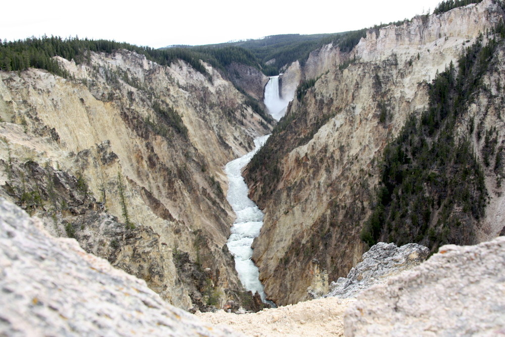 YELLOWSTONE : LE GRAND CANYON