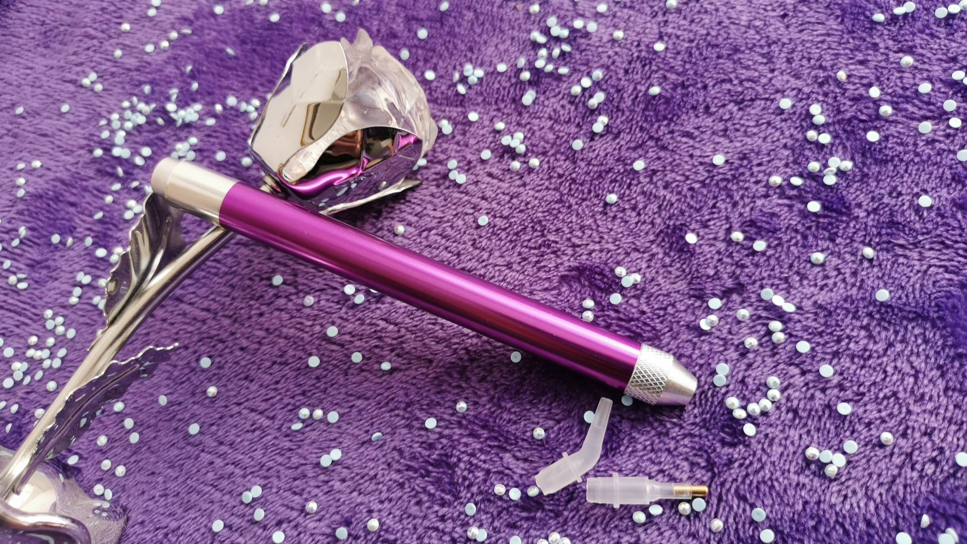 Diamond Painting Stifte und Cover Minder