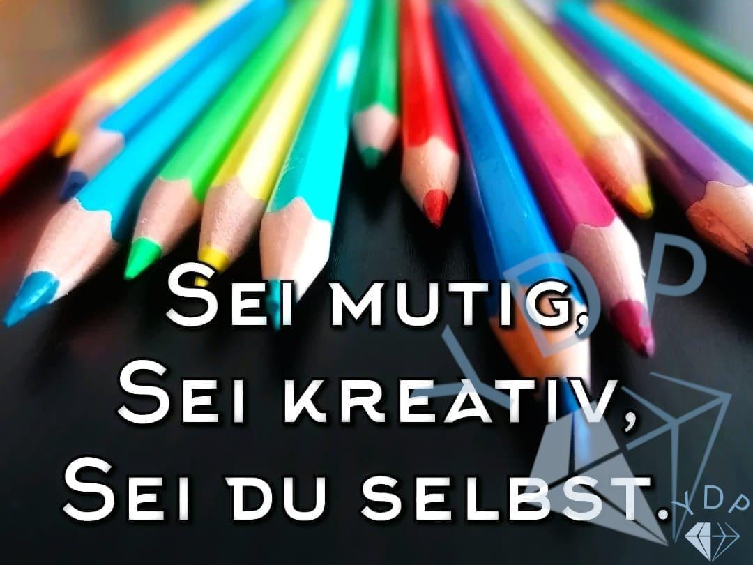 Mutig und Kreativ
