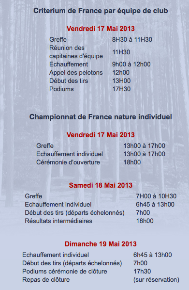 Vals-les-Bains (Jaujac), CF nature 2013
