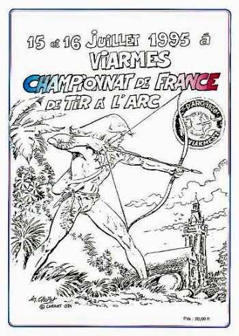 Viarmes, CF Campagne 1995