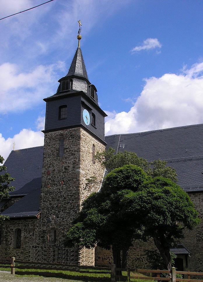 Klavierandacht zur Christgeburt in der St.-Marien-Pfarrkirche zu Saalburg-Ebersdorf