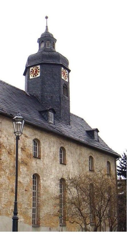 Klavierandachten in den Pfarrkirchen zu Saalburg-Ebersdorf und Remptendorf