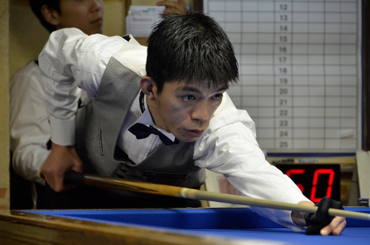 9位タイ:増田洋輔