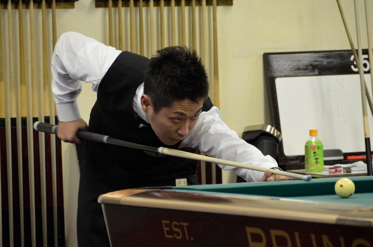 5位タイ:繁野高太郎