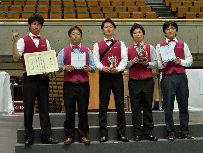 3位・広島チーム(昨年度最下位からの大ジャンプアップ)