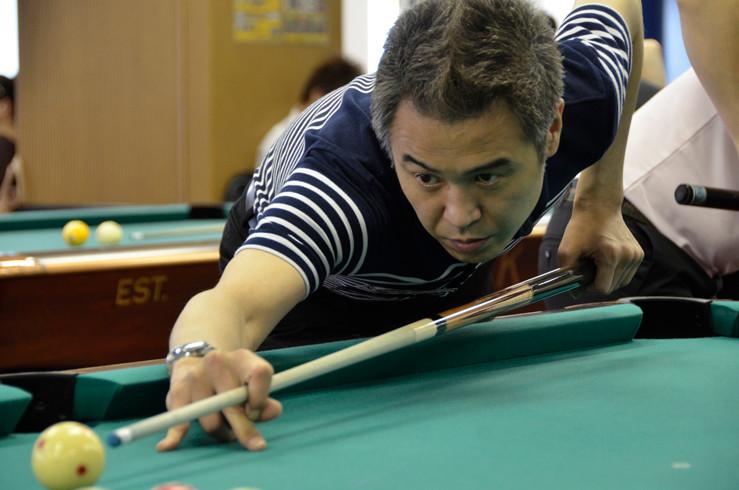 9位タイ・菅谷慎太郎