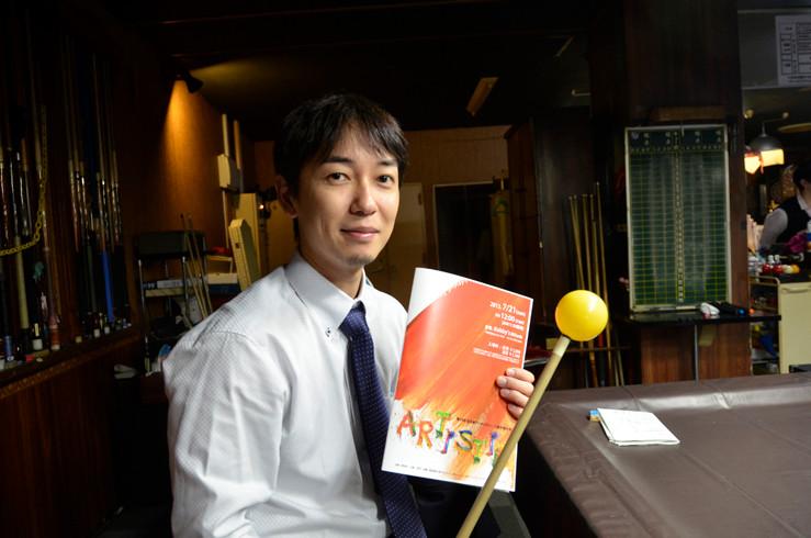 解説委員:界敦康プロ(JPBF)