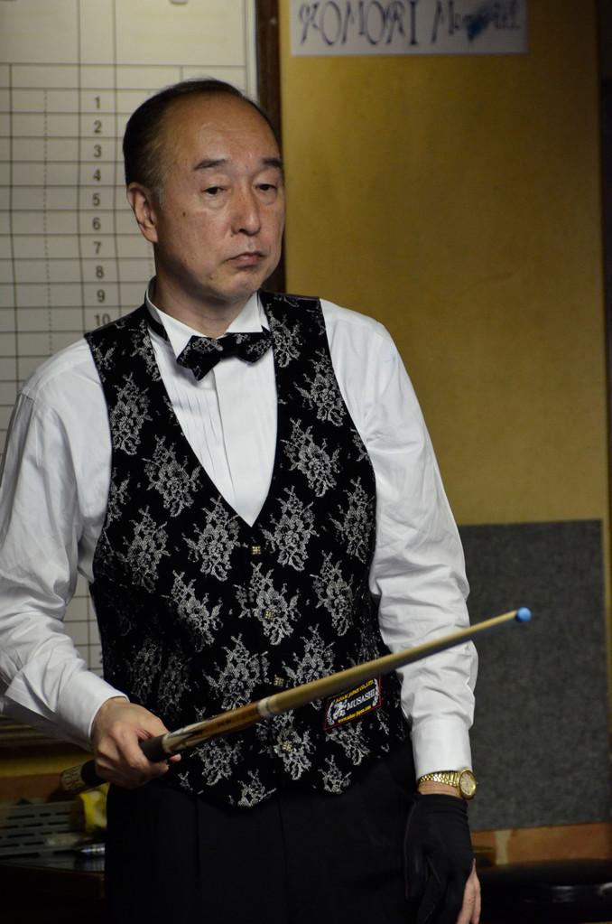 5位タイ:島田暁夫