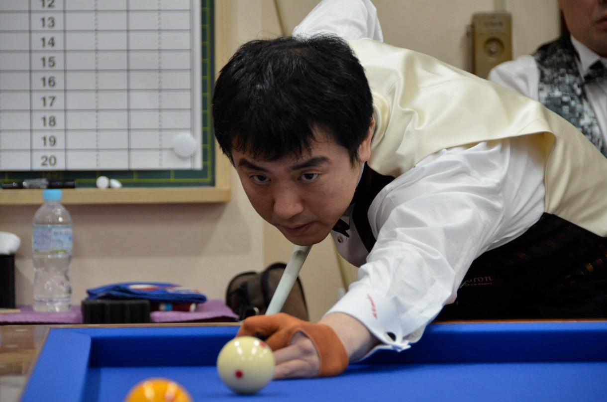 優勝:梅田竜二