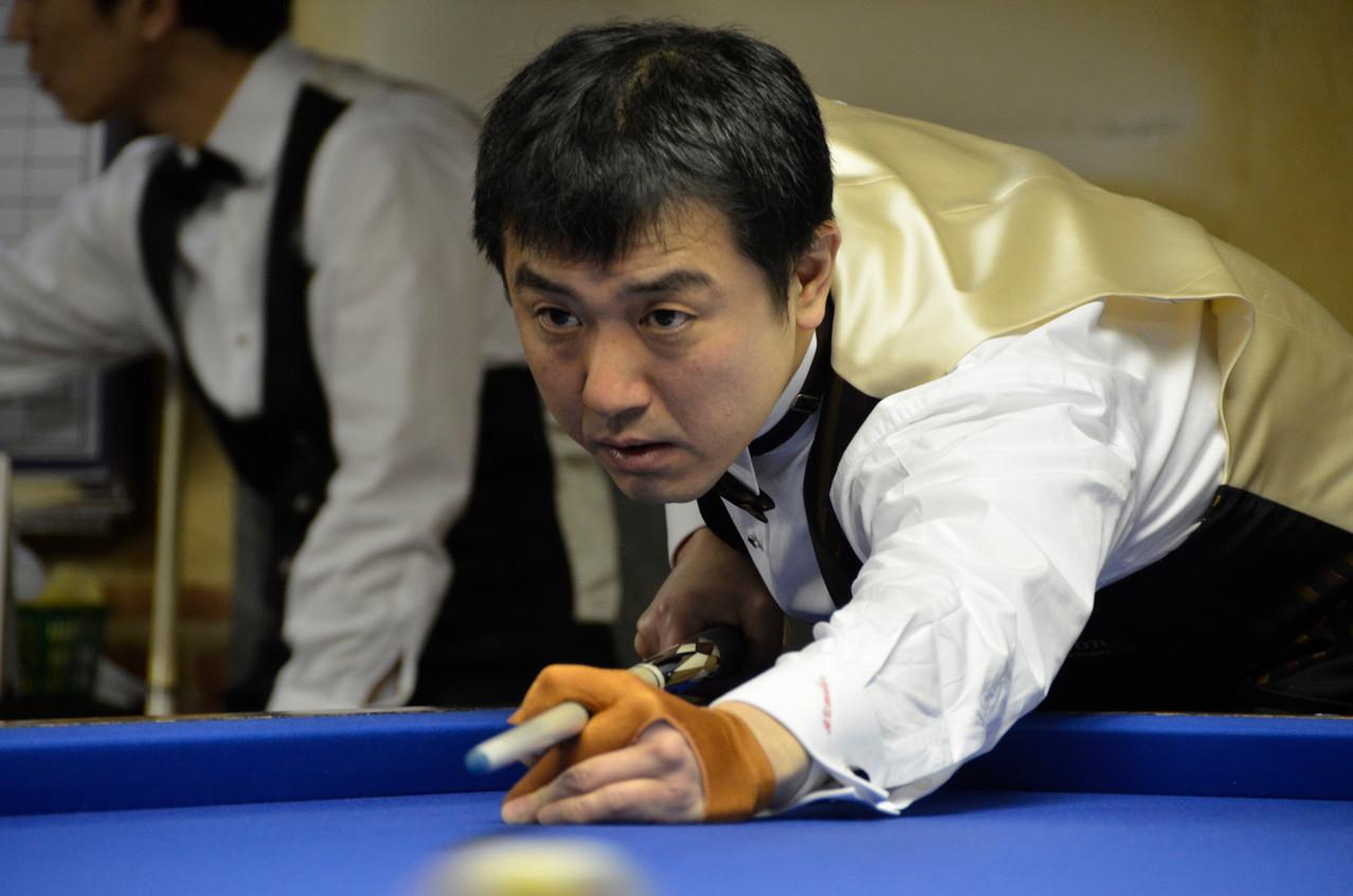 9位タイ:梅田竜二