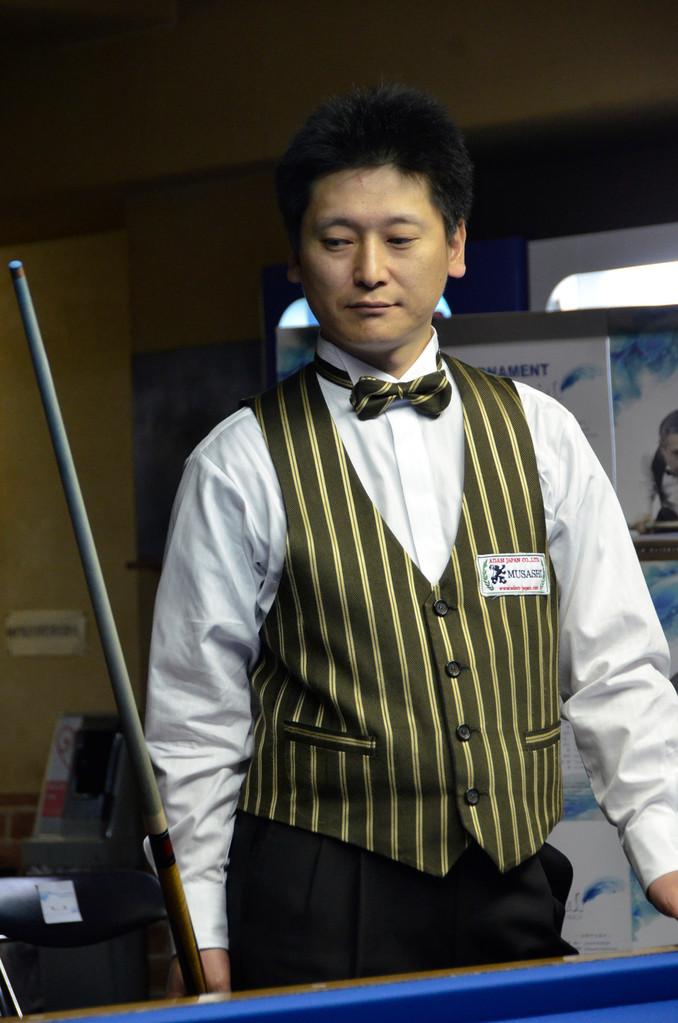 9位タイ:小林英明