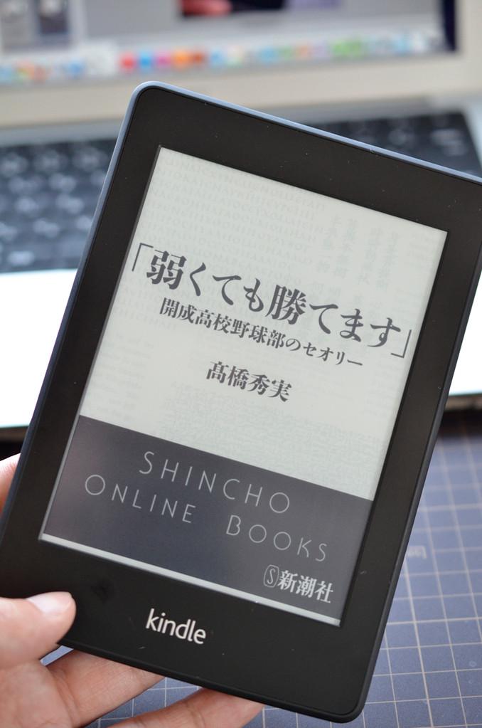 小説を読んでみる。これは表紙