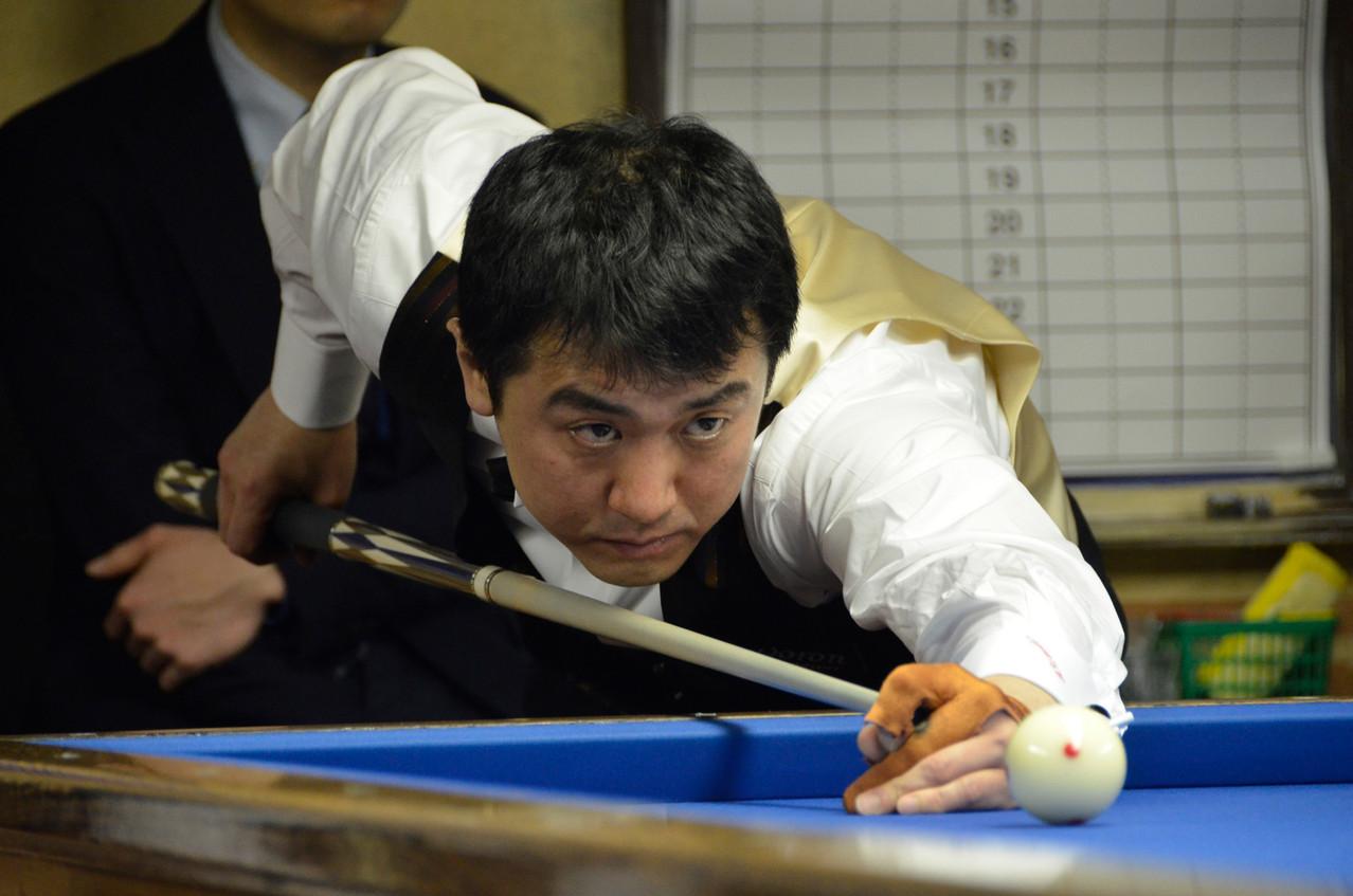 5位タイ:梅田竜二