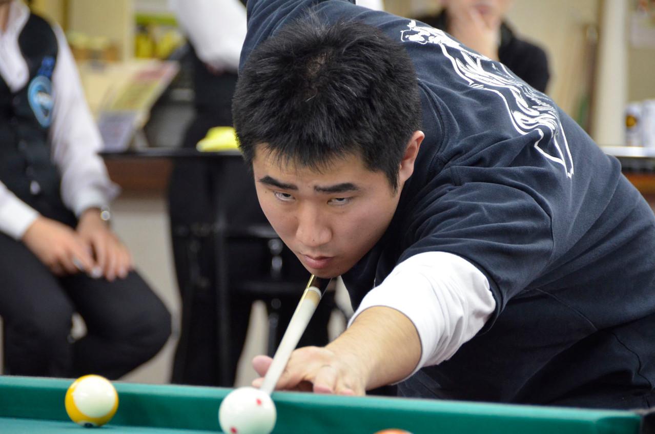 9位タイ:金井健太郎