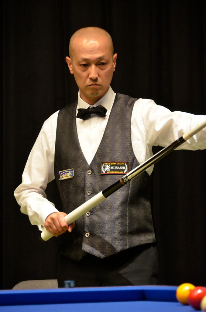 9位タイ:小野寺健容