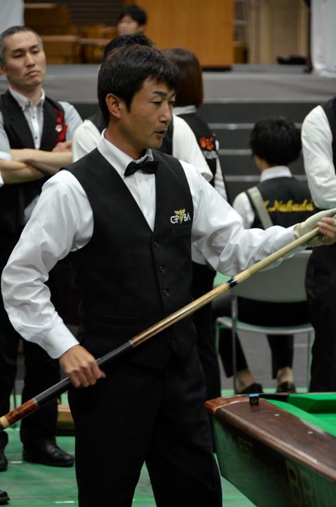 優勝・千葉A三番手・石橋選手
