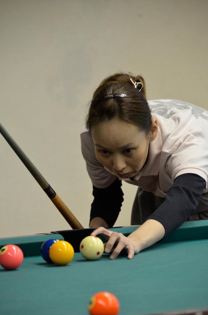 3位タイ:米田理沙