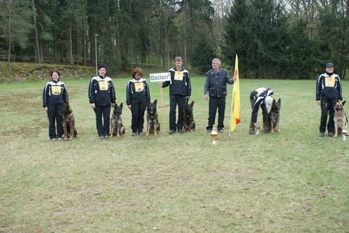 7 Länderkampf in Neuanspach mit Quanta 2013