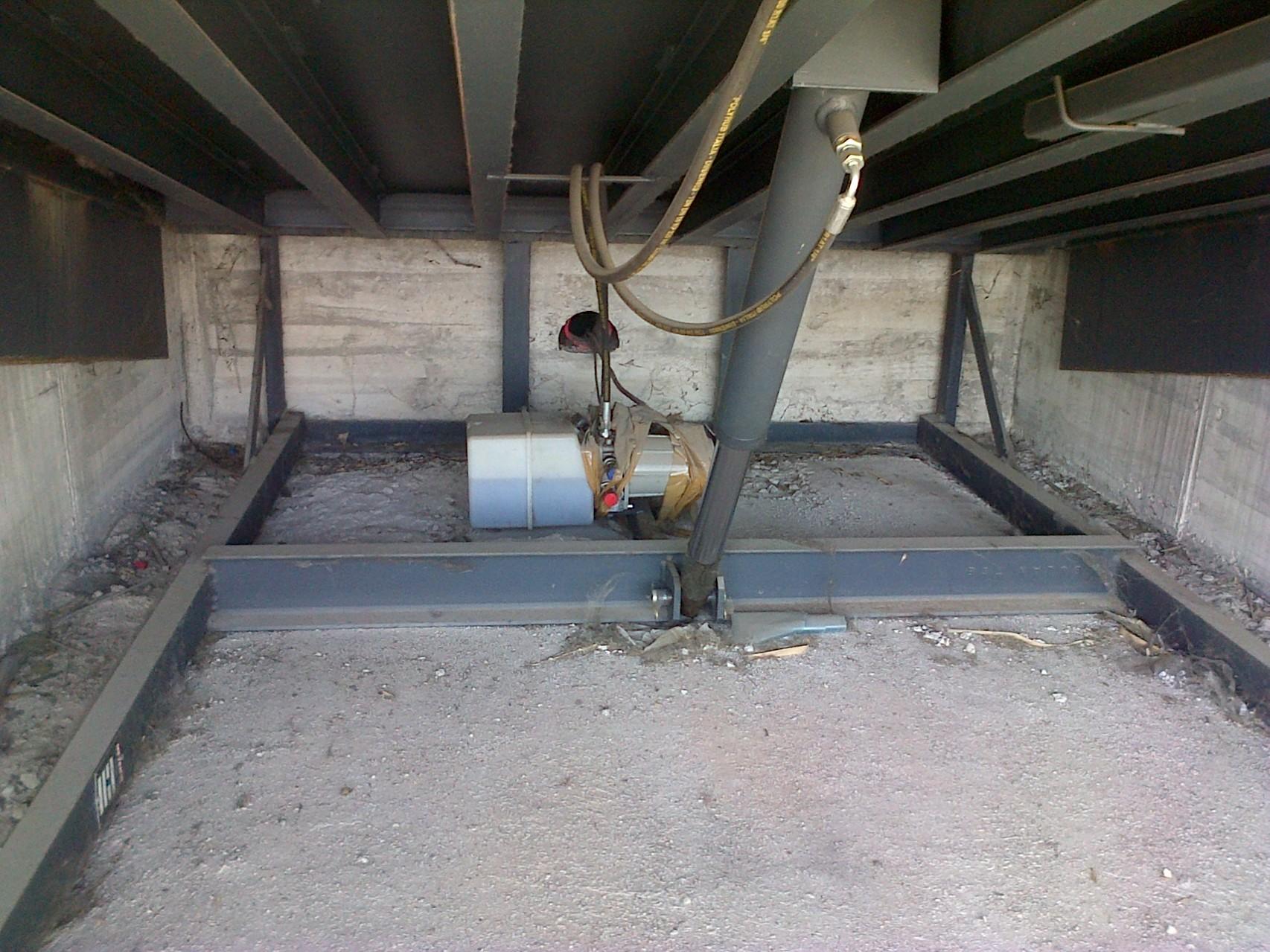 Reparación de muelles de carga