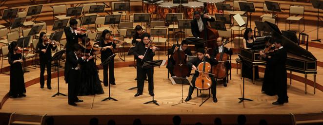 シャーンドル・ヤーボルカイとアダム・ヤーボルカイによる ヴィヴァルディ ヴァイオリンとチェロのための協奏曲