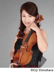 ヴァイオリン 漆原 啓子