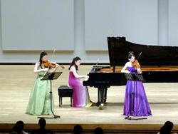 2010年佐渡への出前コンサート。