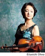 ヴァイオリン 川田 知子