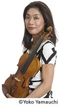加藤 知子 Tomoko Kato (ヴァイオリン)
