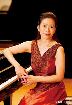 ピアノ 小山実稚恵