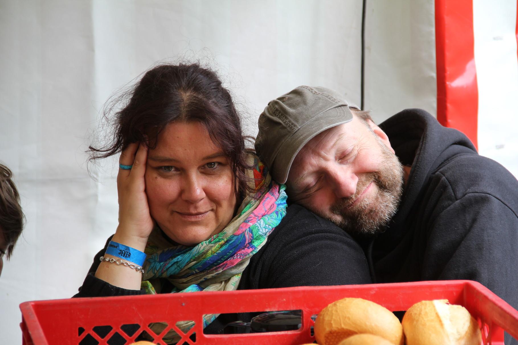 Willi und Anette