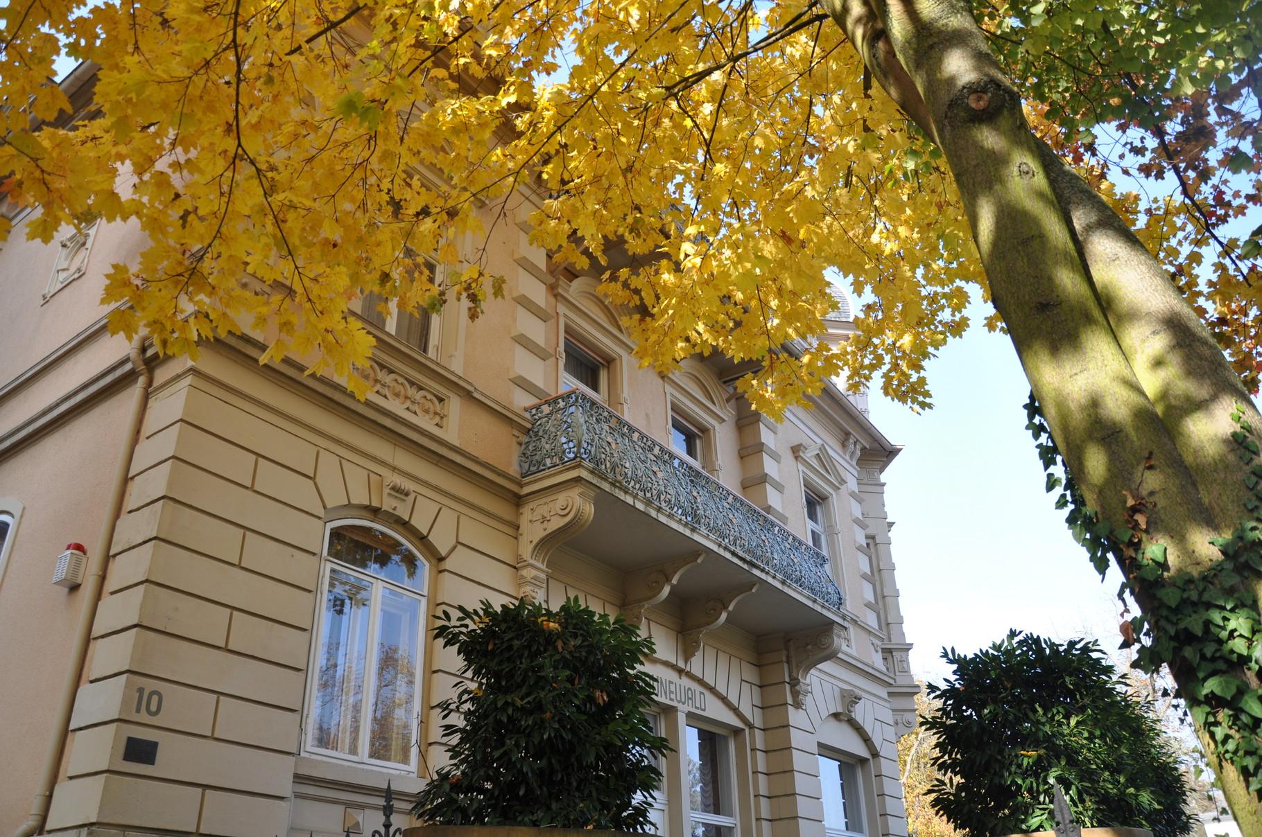 Rita Issberner-Haldane - Hotel Grunewald, Foto: Digitale Leihgabe von Jürgen Wegener