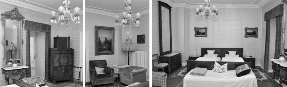 Rita Issberner-Haldane - Hotel Grunewald Bad Nauheim, Fotos: ONLINE-MUSEUM BAD NAUHEIM