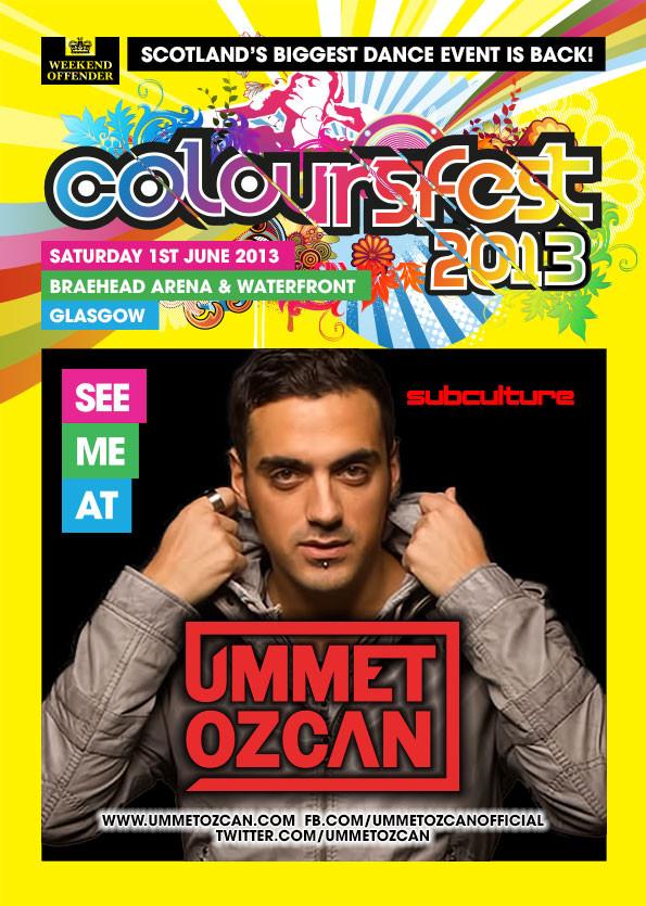 Coloursfest 2013