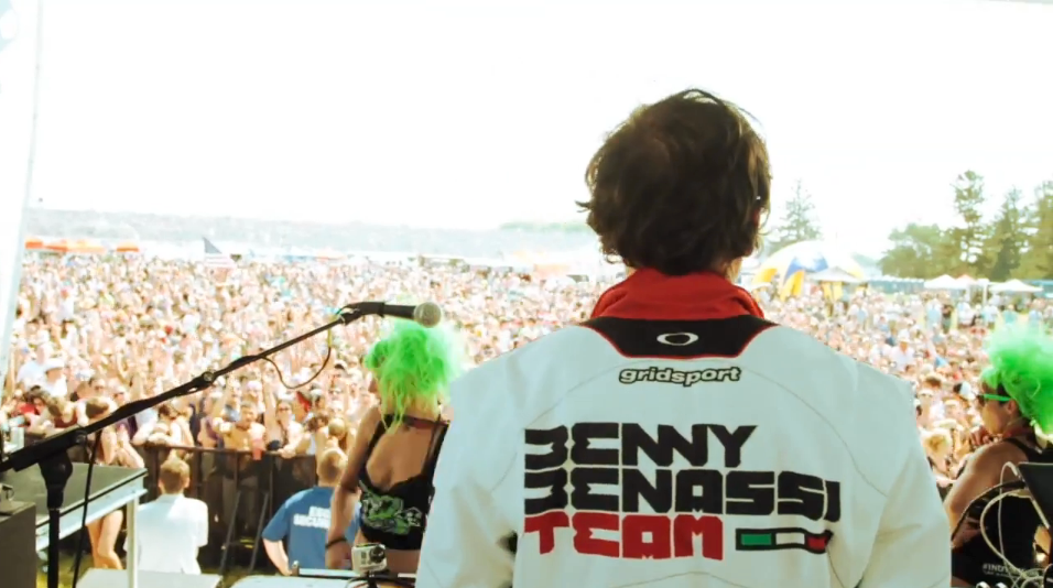Benny Benassi   UltraTV