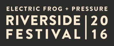 Riverside Festival 2016