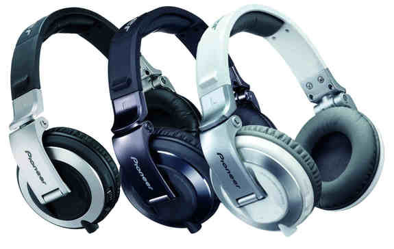 Pioneer HDJ-2000 DJ and Production Headphones