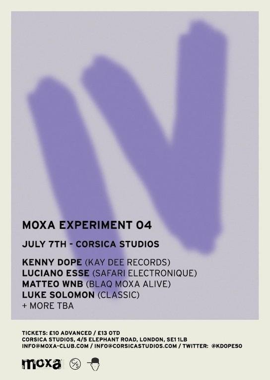 Moxa Experiment | Corsica Studios