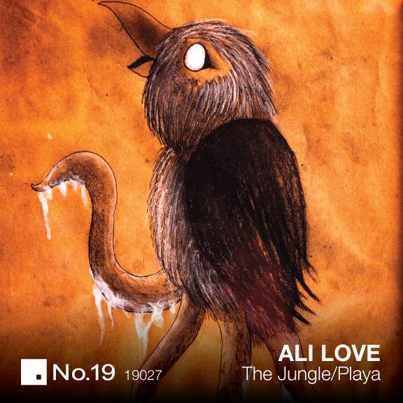 Ali Love | The Jungle/Playa