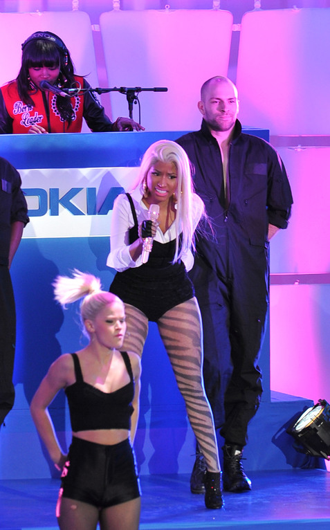 Nicki Minaj | Nokia | DJ Doorly