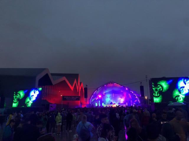 Electric Frog & Pressure Riverside Festival