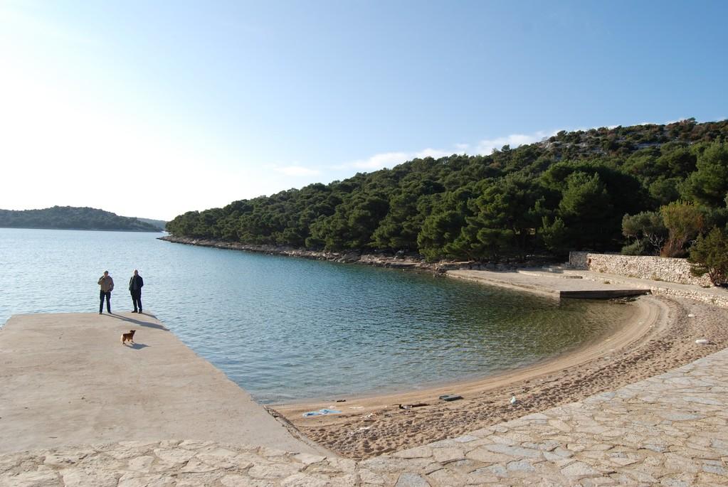 Tisno Beach