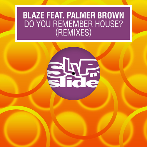 Blaze Feat. Palmer Brown