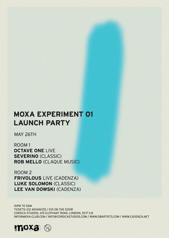 Moxa Experiment