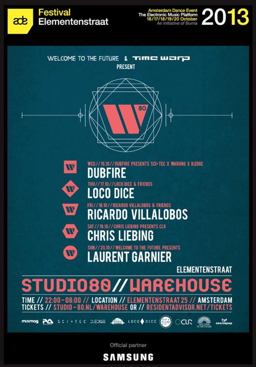 Studio 80 Warehouse
