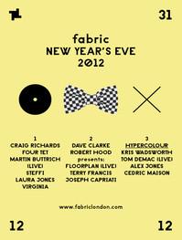 Dave Clarke | fabric