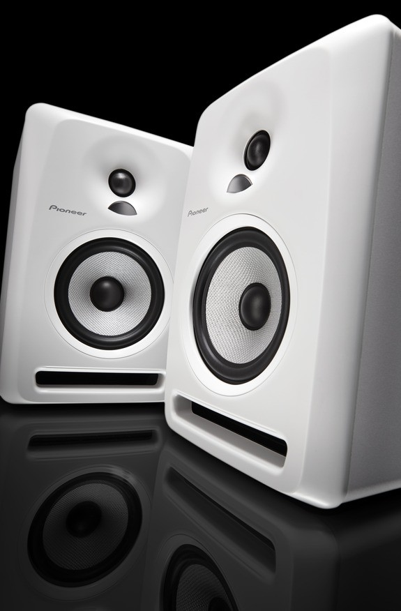 Pioneer S-DJ 50X Active Reference Studio Monitors