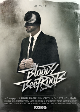 The Bloody Beetroots | Koko