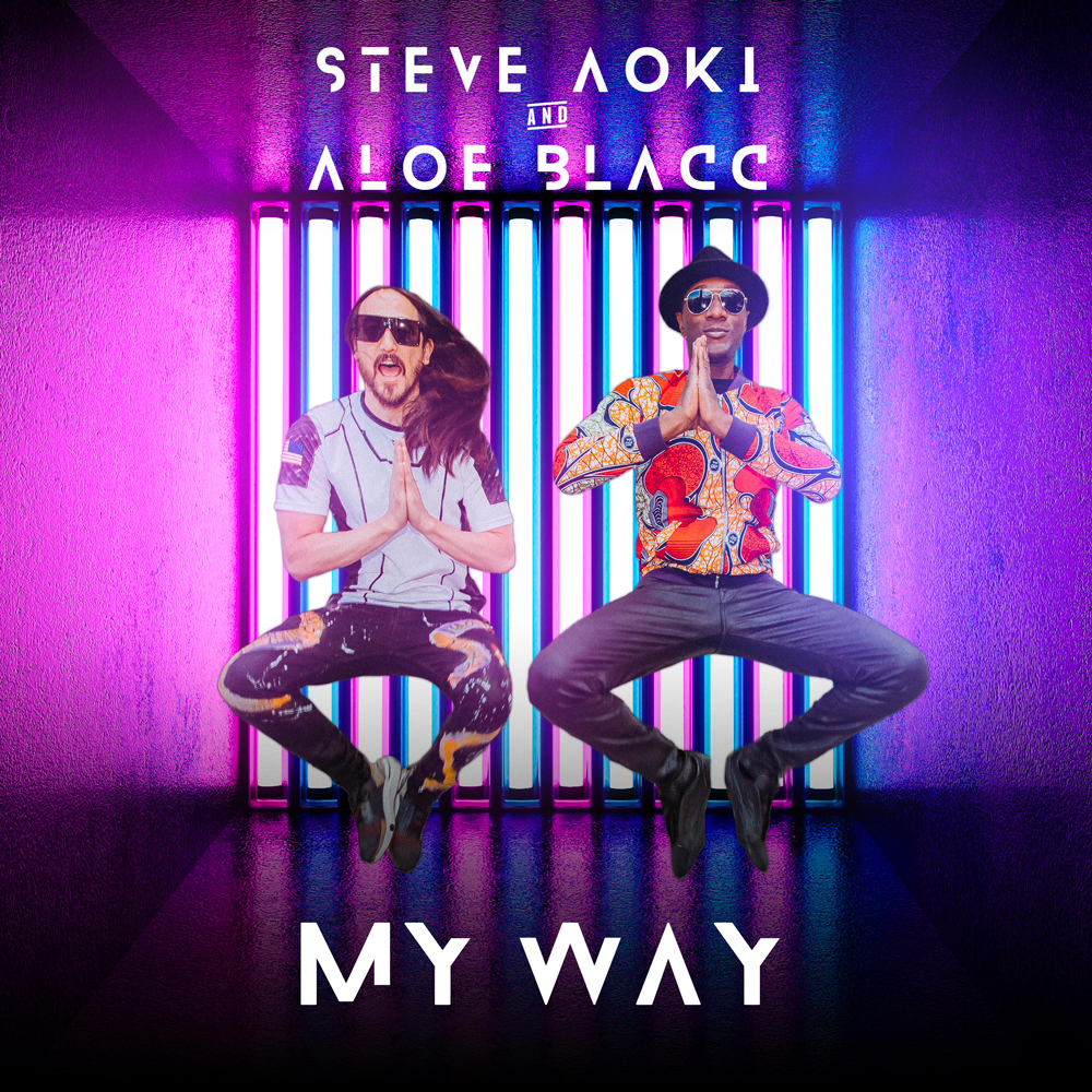 Steve Aoki And Aloe Blacc