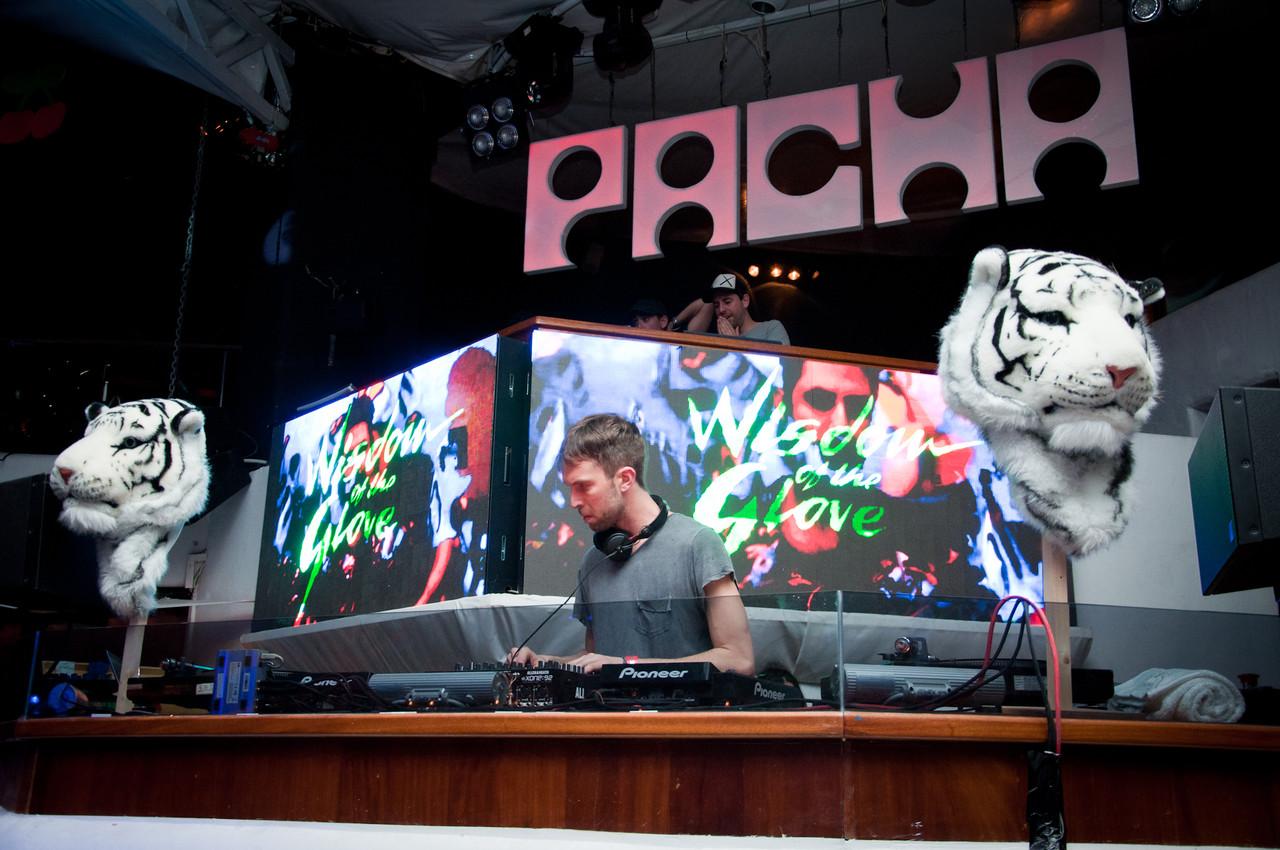 Wisdom Of The Glove | Pacha Ibiza
